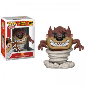 Figurine POP Looney Tunes - Tornado Taz
