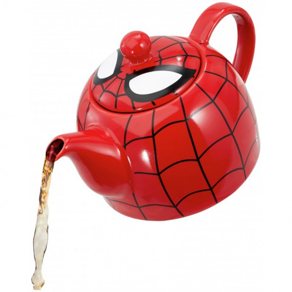 Théière Marvel Spider-Man