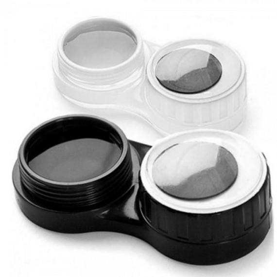 Boite pour lentilles de contact Googly