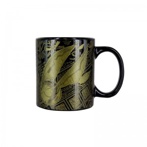 Mug Harry Potter Vif d'Or