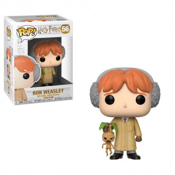 Figurine Pop Harry Potter - Ron en Botanique