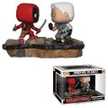 Figurine Pop Marvel - Deadpool avec Cable