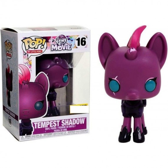 Figurine POP My Little Pony - Tempest Shadow exclu