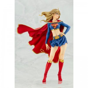 Figurine Street Fighter - Bishoujo Supergirl Return - 1/7 PVC 22cm
