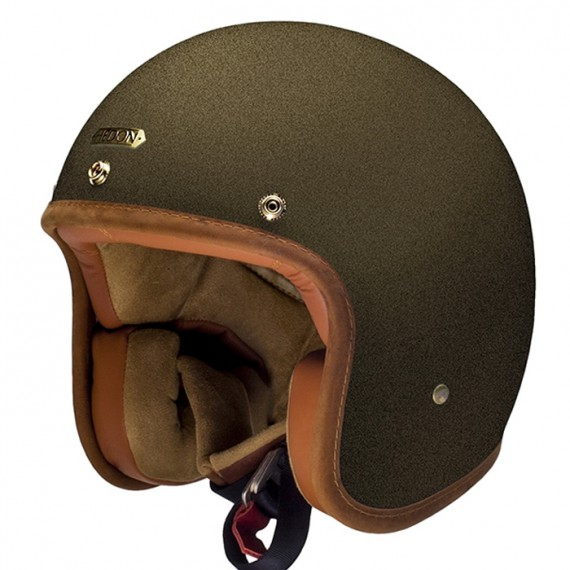 Casque de moto - Jet Hedonist Empire