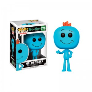 Figurine Pop ! Rick & Morty - Mr. Meeseeks
