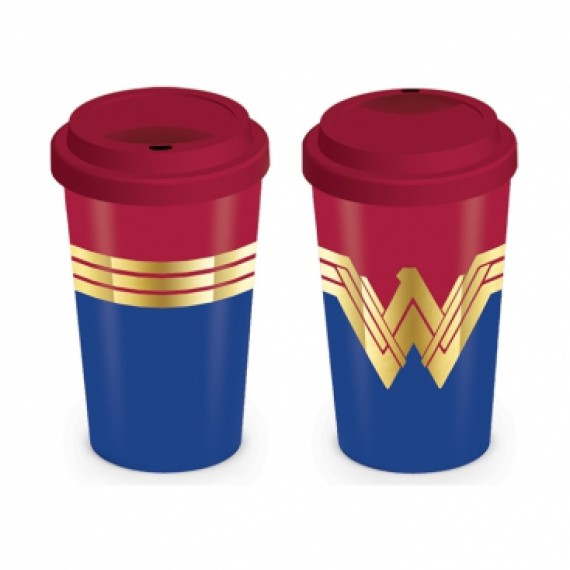 Travel Mug Wonder Woman