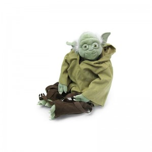 Peluche Star Wars Maître Yoda - Sac à dos