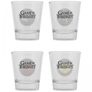 Verres Shooters Game of thrones
