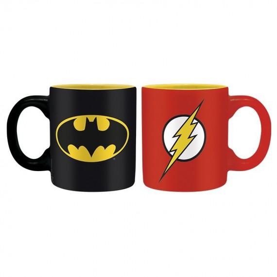 Mug Flash et Batman