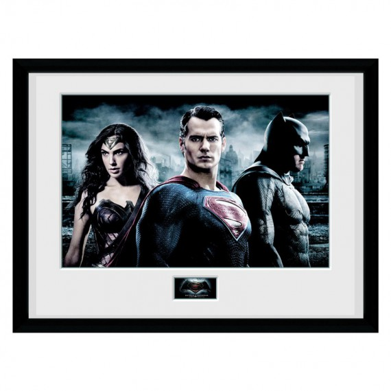 Cadre Batman v Superman - City