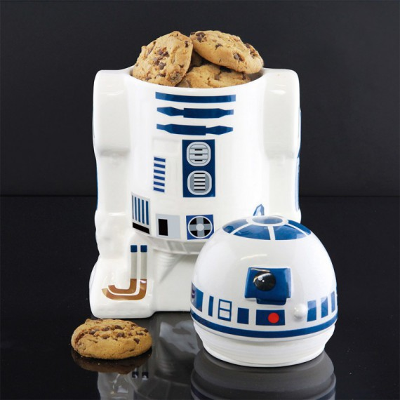 Boîte à Cookies Sonore Star Wars - R2-D2