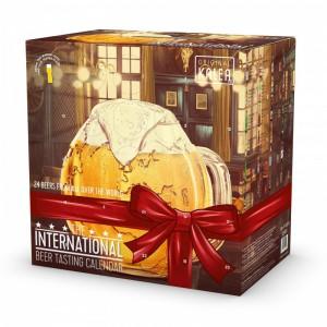 Calendrier de l'avent spécial Craft - 24 Bières + 1 Verre