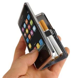 Boîte à cigarettes iPhone