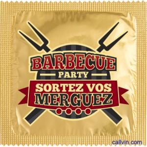 Préservatif - BBQ Party