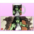 Mug Marvel Girl - She-Hulk