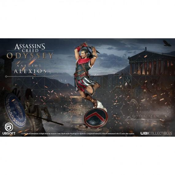 Figurine Assassin's Creed Odyssey - Alexios