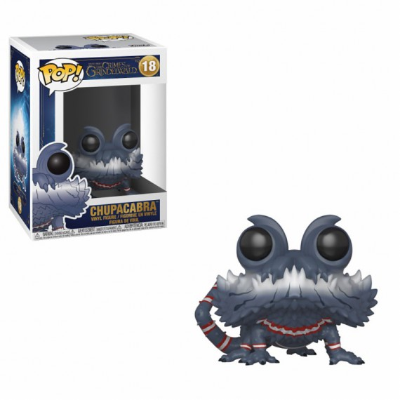 Figurine POP Fantastic Beasts 2 - Chupacabra