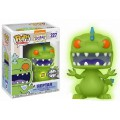Figurine Les Razmoket - Reptar Glows in the Dark Exclusive Pop 10cm