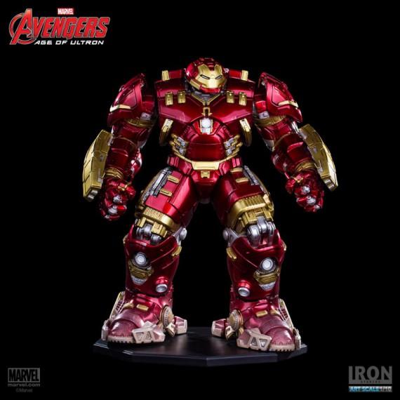Figurine Marvel Avengers Hulkbuster Iron Man 1/10