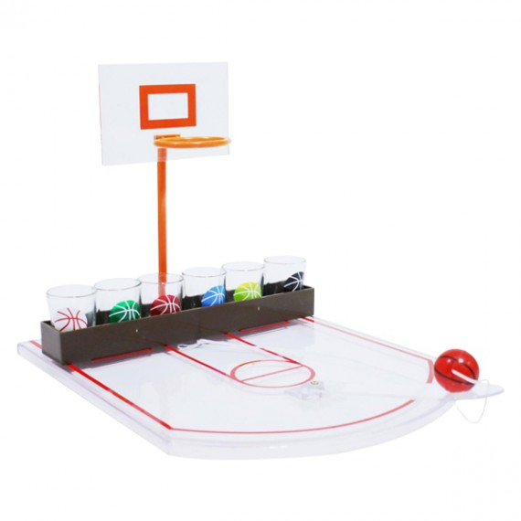 Jeu de basket-ball shooter