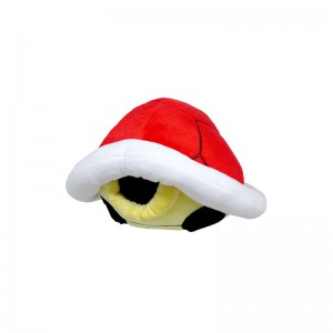Peluche Carapace tortue Mario Kart