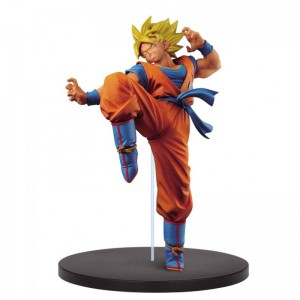 Figurine Dragon Ball Z - Blood Of Saiyans Son Gokou Super Saiyan