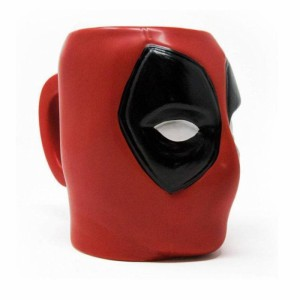 Mug Marvel Comics 3D Super Hero Deadpool