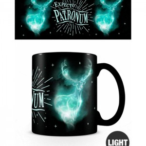 Mug Harry Potter Fluorescent - Expecto Patronum