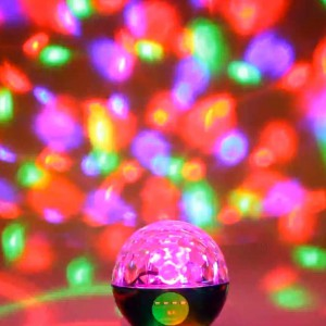 Spot Encinte Disco LED