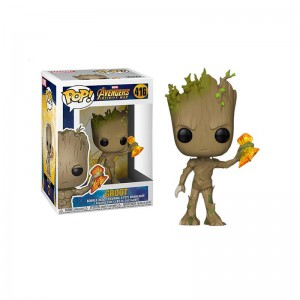 Figurine POP Les Gardiens de la Galaxie - Avengers - Baby Groot