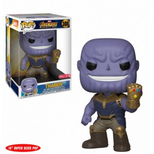 Figurine POP Avengers Infinity War Thanos - Oversized