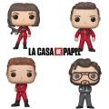 Figurine POP La Casa De Papel
