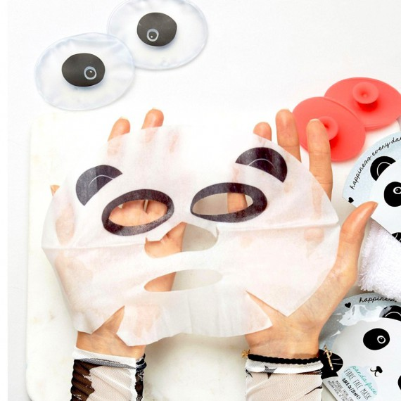 Coffret Relaxant Panda pour le visage