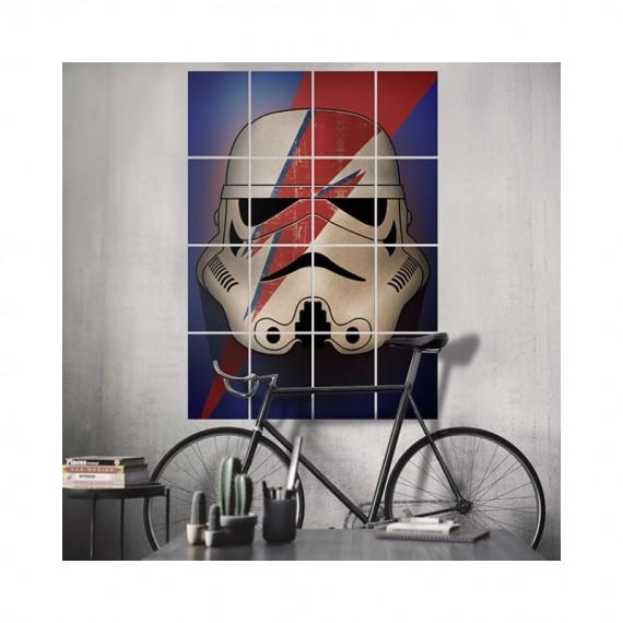 Poster en Métal Multiplate Star Wars Ziggy