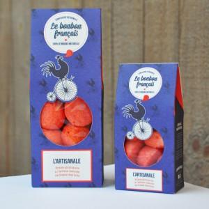 L'Artisanale : Guimauve à la fraise
