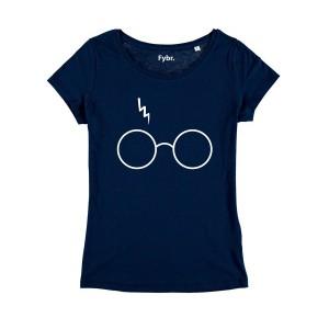 T-Shirt Harry Potter - Lunettes de sorcier
