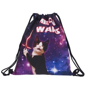 "Sac à dos Multifonction ""Meow Wars"""