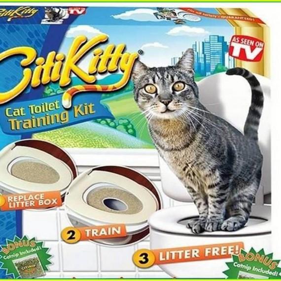 Kit d'Apprentissage Utilisation des WC pour Chats