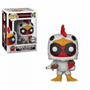 Figurine POP Marvel Deadpool Playtime Deadpool Chicken Suit Exclu