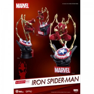 Figurine Marvel - Diorama D-Select