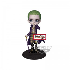 Figurine Q Posket Suicide Squad - Joker Normal Color Ver.B 14cm