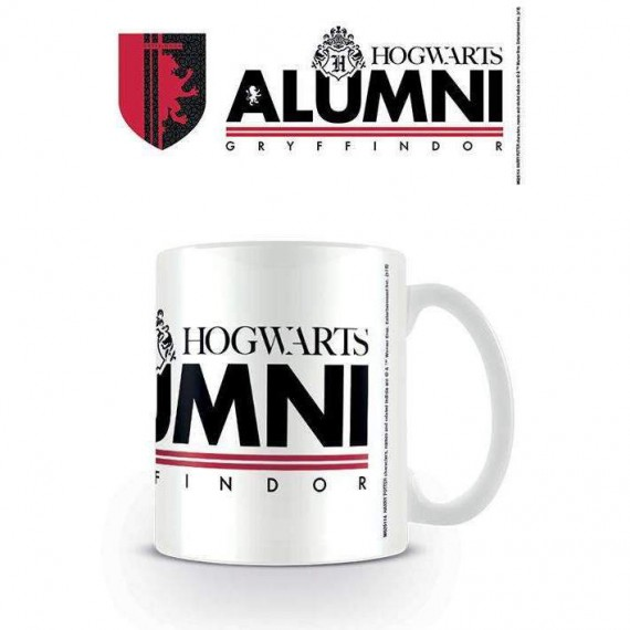 Mug Harry Potter 4 blasons