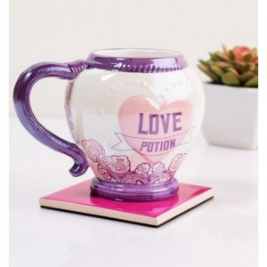 Tasse Love Potion Harry Potter - Filtre d'amour