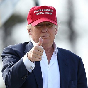 Casquette de Donald Trump - Make America Great Again