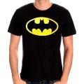 Tshirt DC Comics - Batman The Dark Knight Logo 1989
