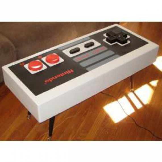 Table manette Nintendo NES