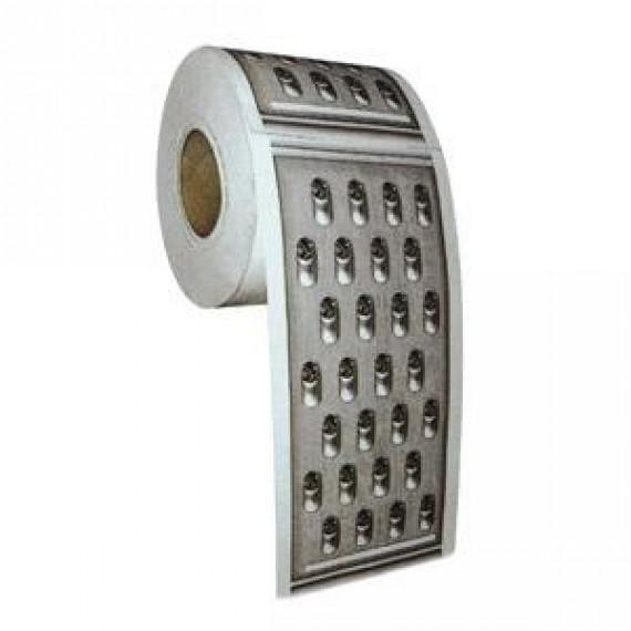 Papier toilette râpe