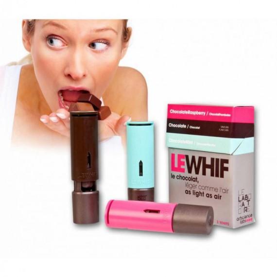 L'inhalateur de chocolat - Le Whif