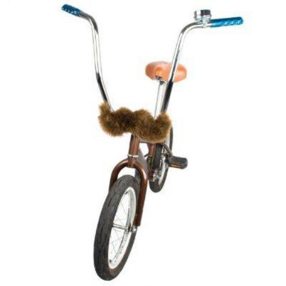 Moustache pour vélo
